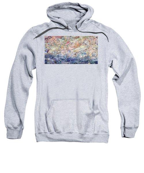 Fragmented Sea Sweatshirt