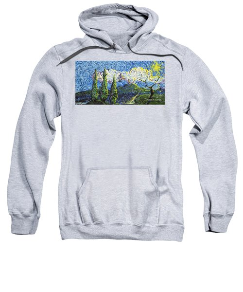The Shores Of Dreams Sweatshirt