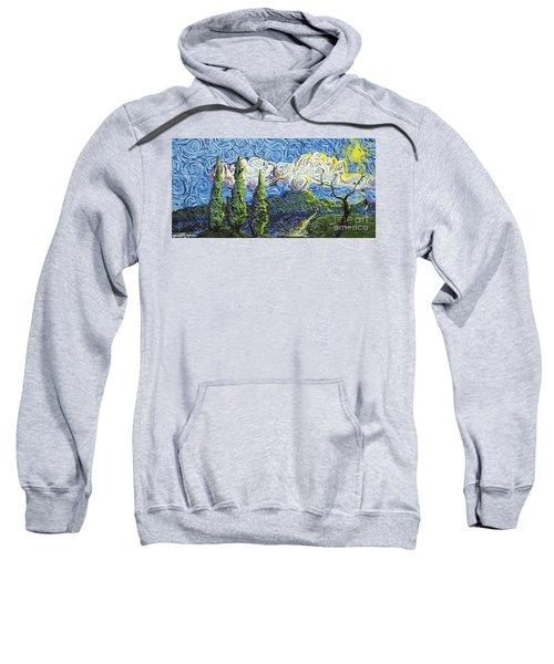 The Shores Of Dreams Sweatshirt