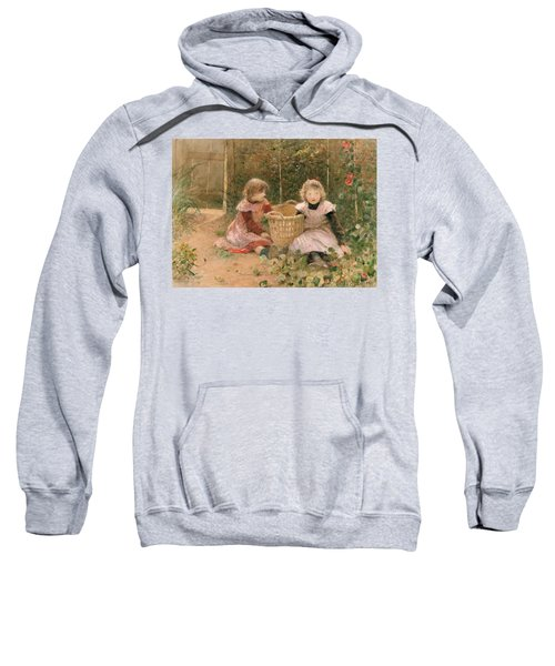 The Strawberry Patch Sweatshirt