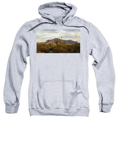 The Superstition Mountains Sweatshirt