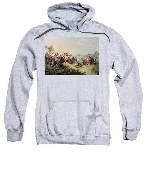 The Tiger At Bay Sweatshirt