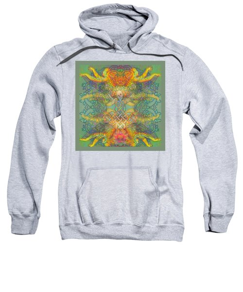 The Tree Of The Knowledge Of Good And Evil Sweatshirt