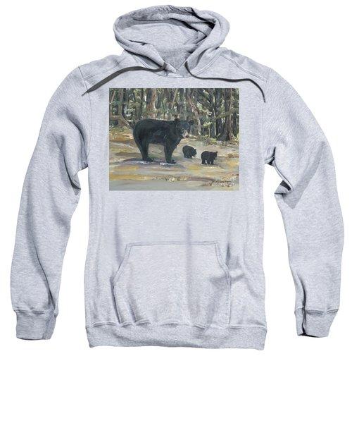 Cubs - Bears - Goldilocks And The Three Bears Sweatshirt