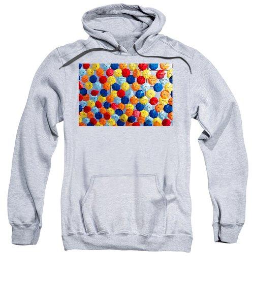 The Umbrella Sky Sweatshirt
