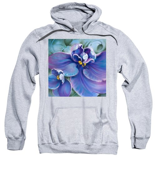 The Violet Sweatshirt