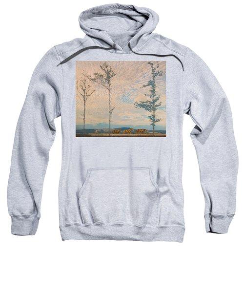 The Wooden Plough Sweatshirt