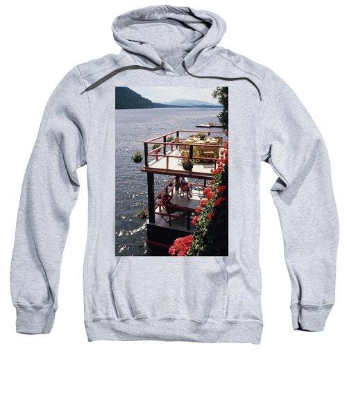 The Wyker's Deck Sweatshirt