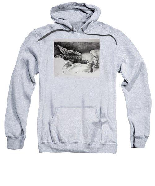 Thirsty Crow Sweatshirt
