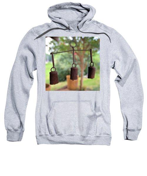 Three Bells - Square Sweatshirt