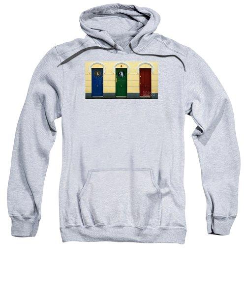 Three Doors Sweatshirt