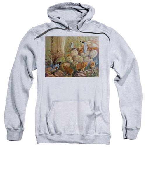 Three Little Javelinas Sweatshirt