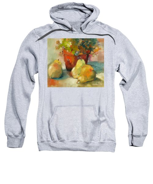 Three Pears And A Pot Sweatshirt