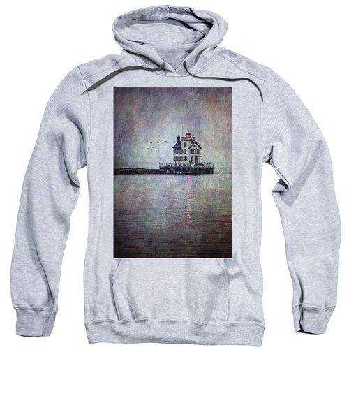 Through The Evening Mist Sweatshirt