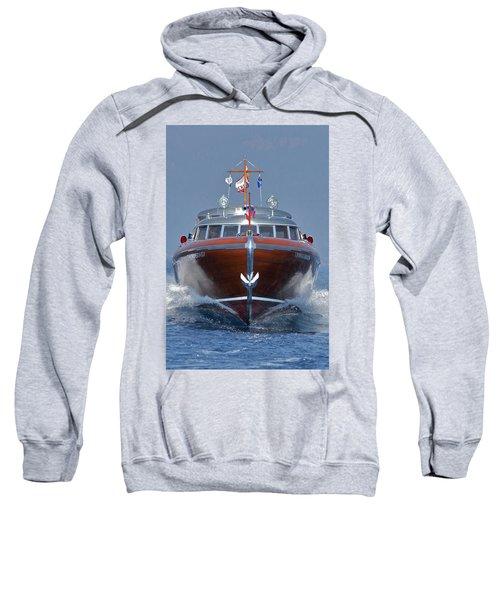 Thunderbird Yacht Sweatshirt