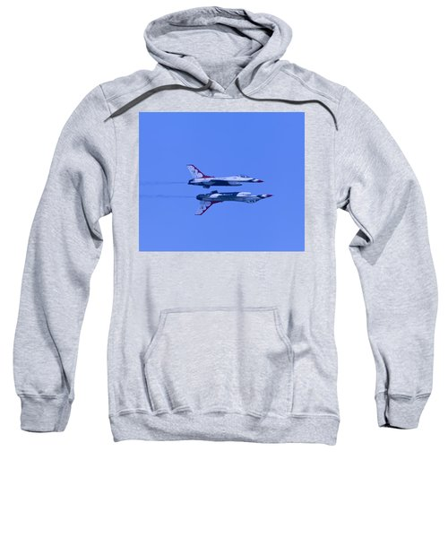 Thunderbirds Solos 6 Over 5 Inverted Sweatshirt