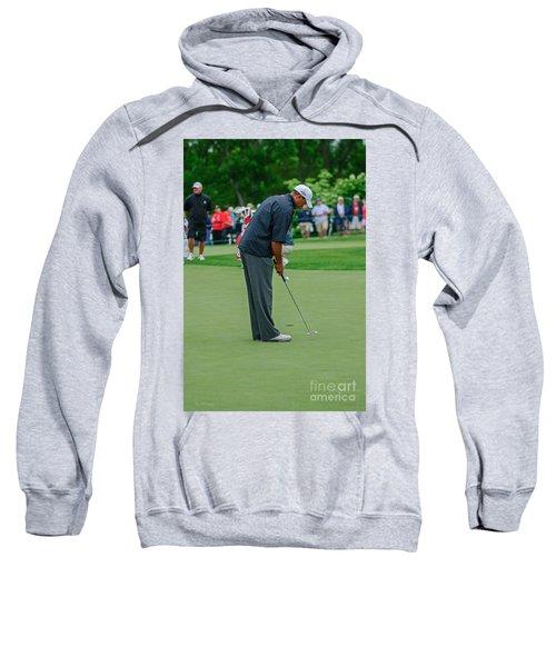 D12w-457 Tiger Woods Sweatshirt