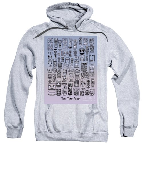 Tiki Cool Zone Sweatshirt