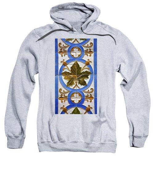 Tile Of Portugal Sweatshirt