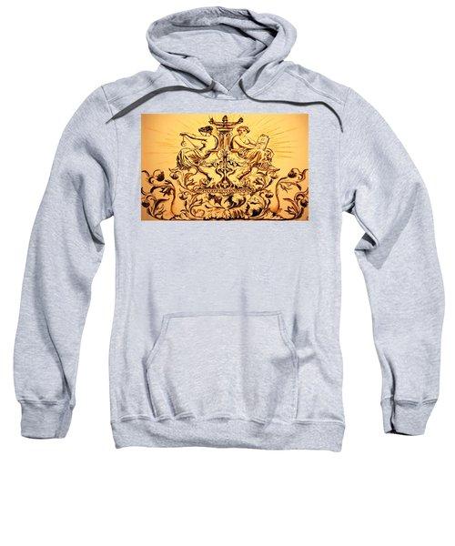 Time Iv Love  Sweatshirt