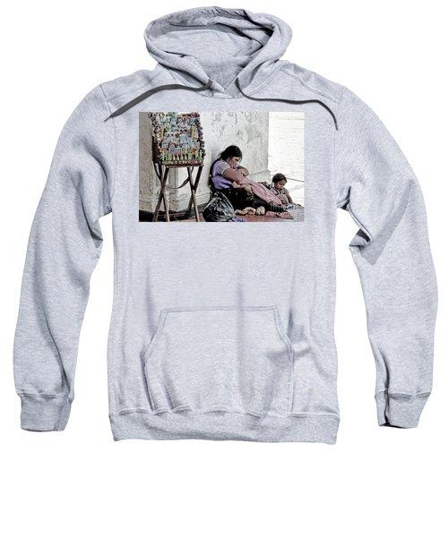 Tired  Sweatshirt