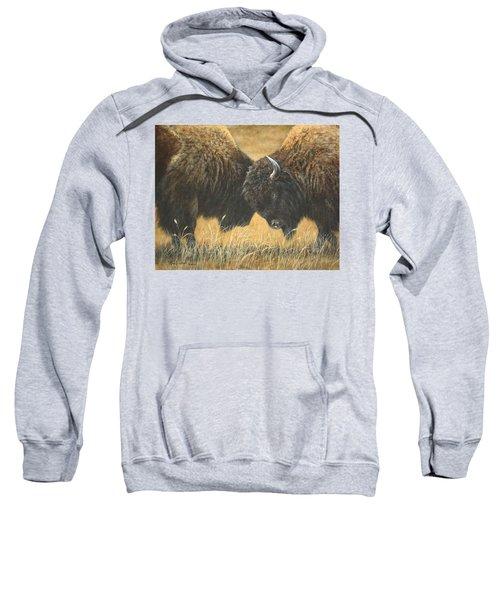Titans Of The Plains Sweatshirt