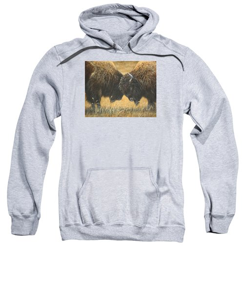 Titans Of The Plains Sweatshirt