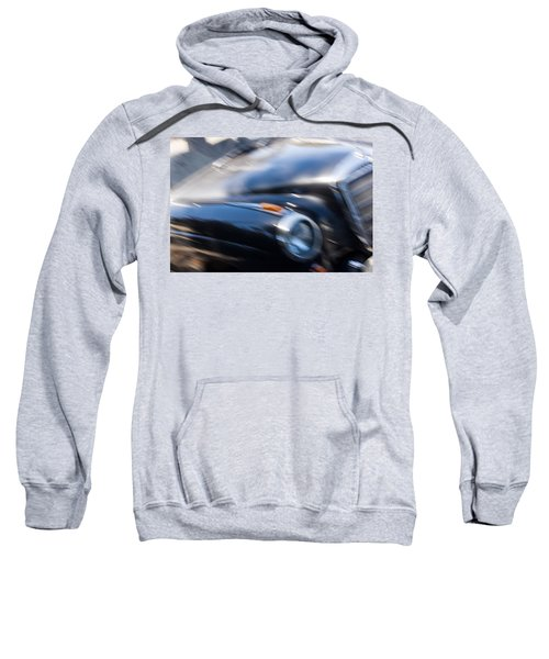 Sweatshirt featuring the photograph To Journey Through Space And Time by Alex Lapidus