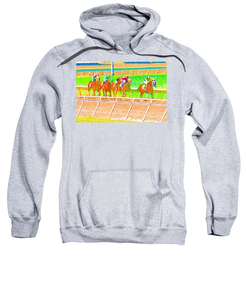 To The Finish Line Sweatshirt