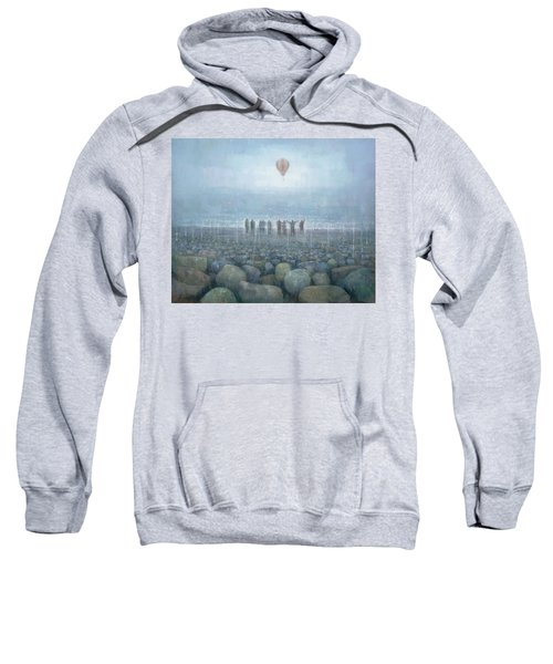 To The Mountains Of The Moon Sweatshirt