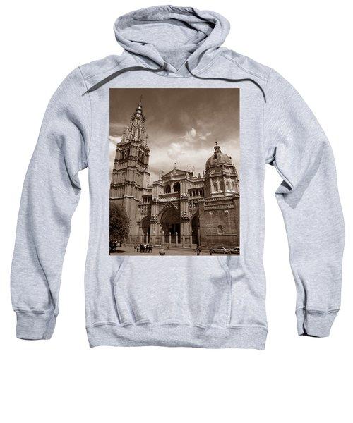Toledo Cathedral Sweatshirt
