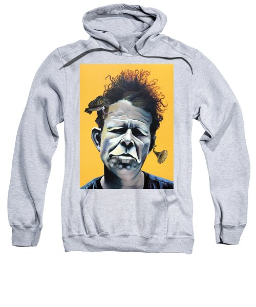 Tom Waits - He's Big In Japan Sweatshirt