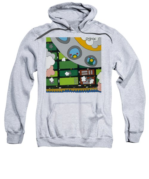 Tourists Sweatshirt