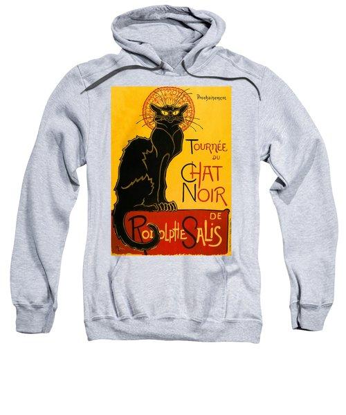 Tournee Du Chat Noir Sweatshirt