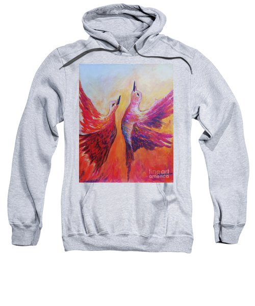 Towards Heaven Sweatshirt