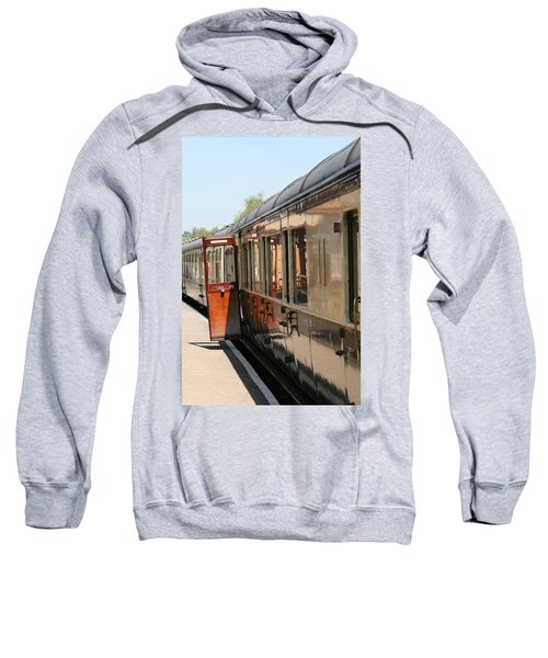 Train Transport Sweatshirt