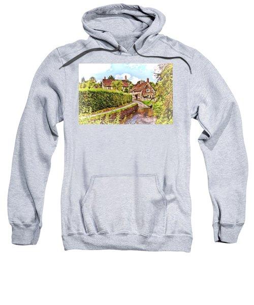 Tranquil Stream Lacock Sweatshirt