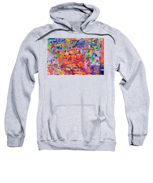 Transition To Chaos Sweatshirt