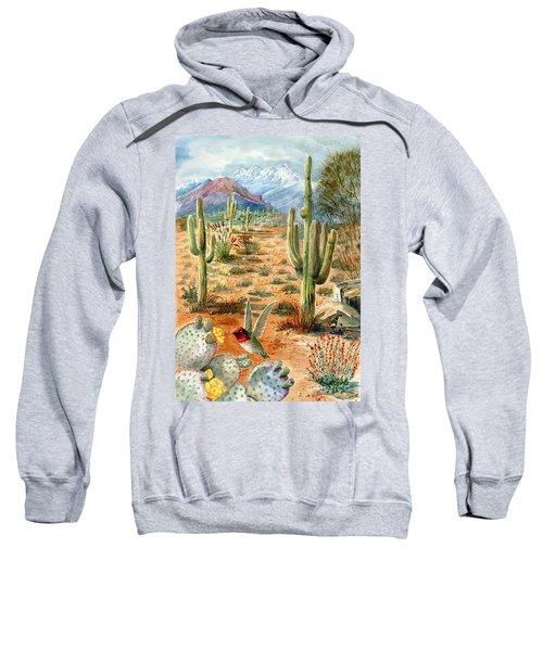 Treasures Of The Desert Sweatshirt