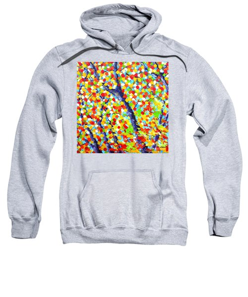 Tree At Fall Sweatshirt