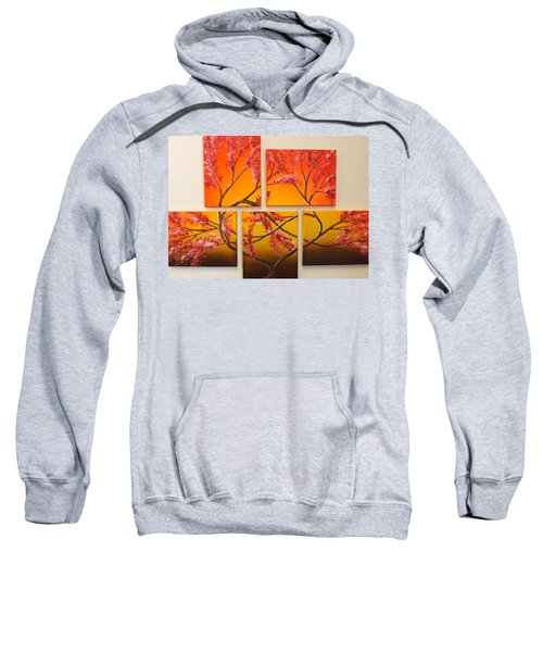 Tree Of Infinite Love Sweatshirt