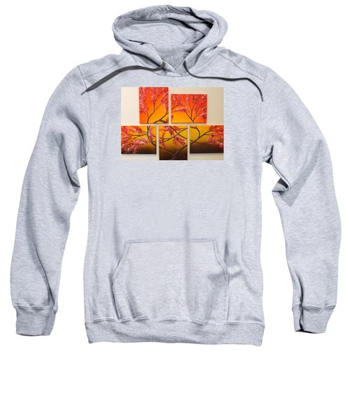 Tree Of Infinite Love Sweatshirt