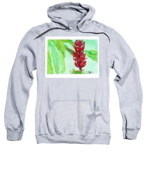 Tropical Flowers 2 Sweatshirt