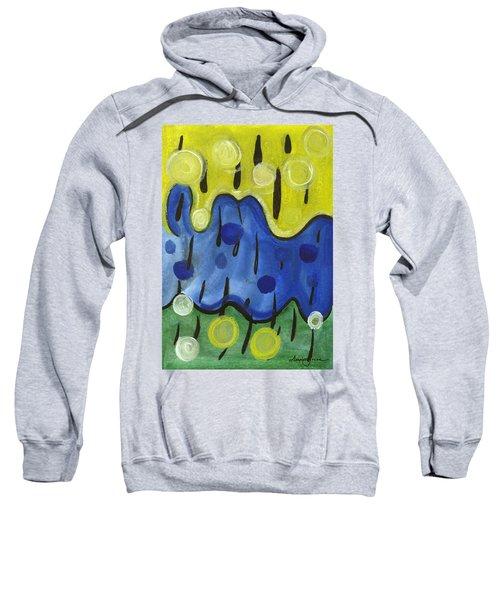 Tropical Rain Sweatshirt