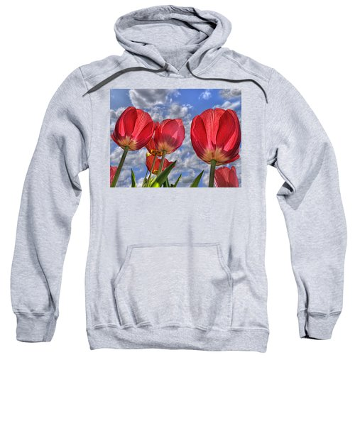 Tulips Are Better Than One Sweatshirt