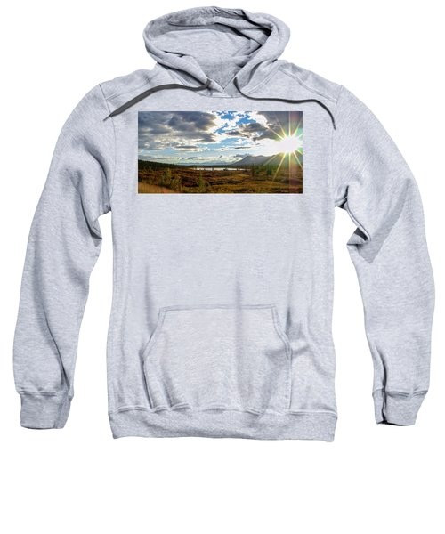Tundra Burst Sweatshirt