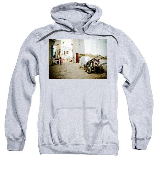 Tunisian Girl Sweatshirt
