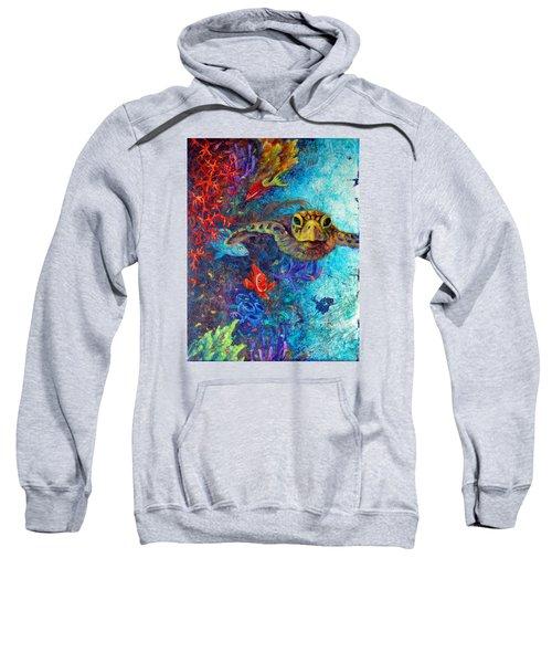 Turtle Wall 2 Sweatshirt