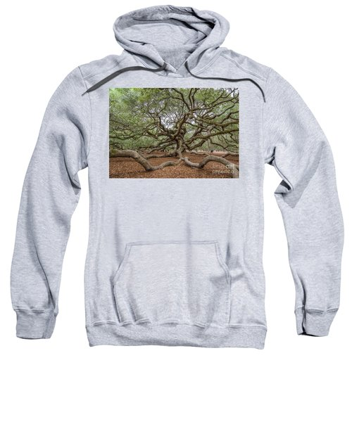 Twisted Limbs Sweatshirt