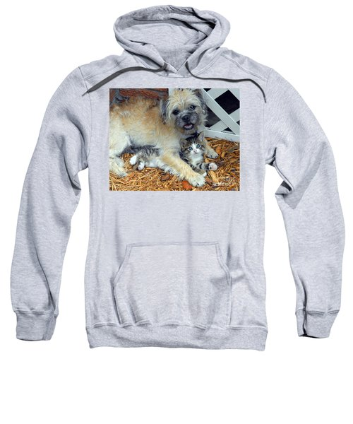 Two Buddies  Sweatshirt